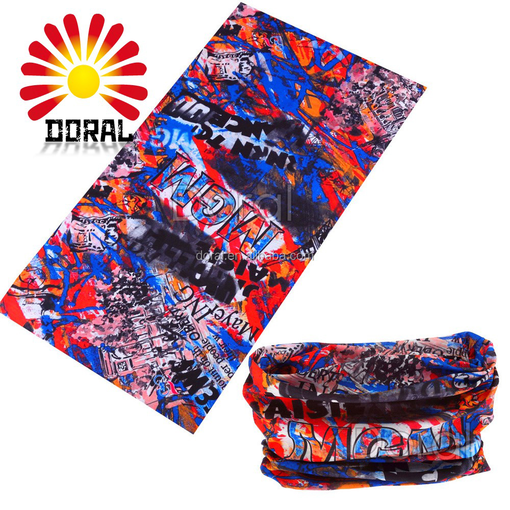 African Head Tie Multifunction Magic Bandana /Custom Bandanas Wholesale /Elastic Bandana
