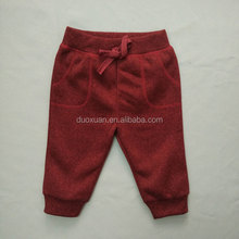 Cationic fabric baby boys pants