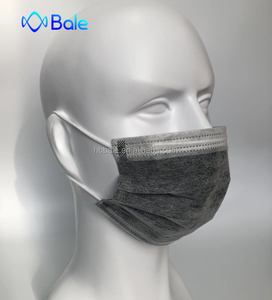 Medical products anti pollution disposable active charcoal face mask