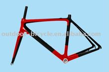 700c monocoque carbon road racing frame&fork&seatpost