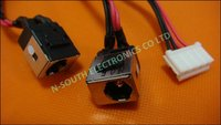 Wholesell price PJ319 For IBM /Lenovo G560 DC Jack with Cable