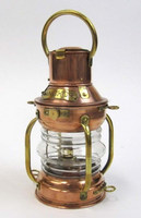 Marine Decoration Lamps, Nautical Ship Lantern, Copper Anchor Marine Ship Lamp, Item number Sai-1961