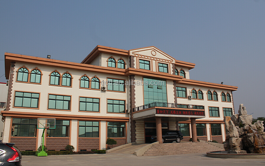 high quality prefabricated steel structure hotel building