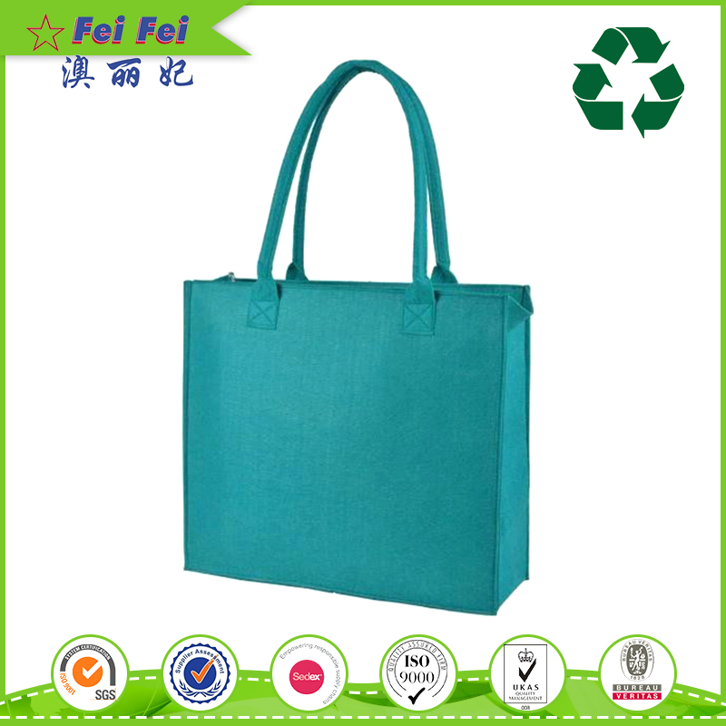 FeiFei supply promotion eco friendly felt storage bag