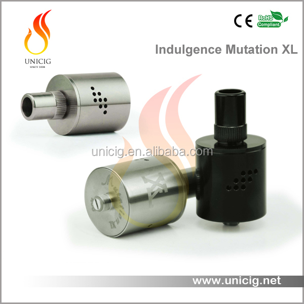 2014 most popular high quality rda atomizer 26650 rda mutation x rda 28mm
