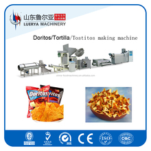 factory supply fried doritos Corn chips making machine