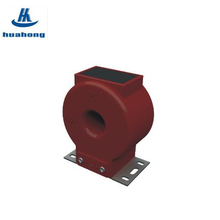 Outlets Huahong LMZJ1-0.66G Casting Insulation High Capacity Low Voltage Transformer of Circle Hole