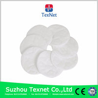 Good quality White Round Cosmetic Cotton Pad