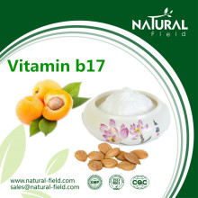 Bitter Apricot kernel Extract, Natural Amygdalin 99%, VB17,Supplied by BV,ISO, KOSHER Manufacturer