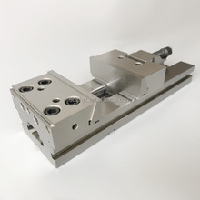 CNC machine tool vice