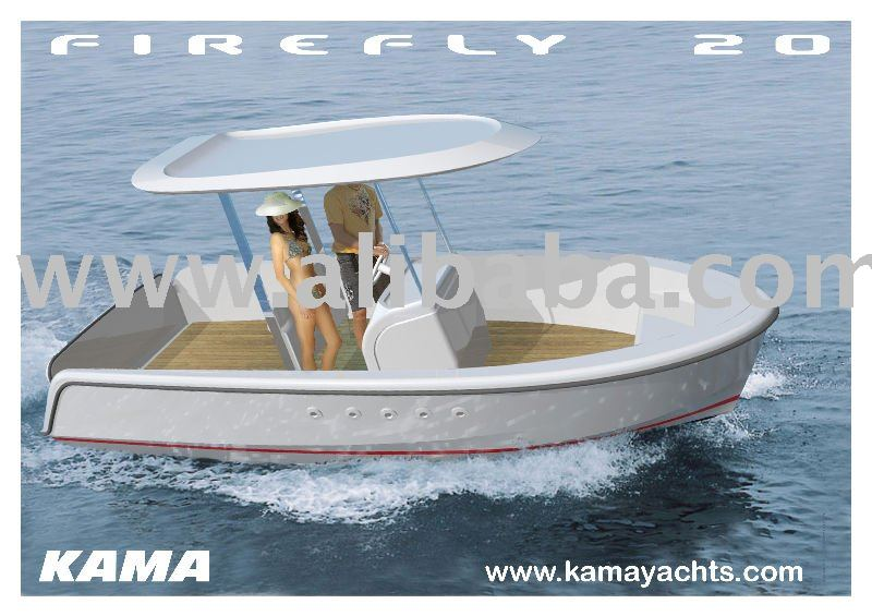 FireFly 20, universal motorboat