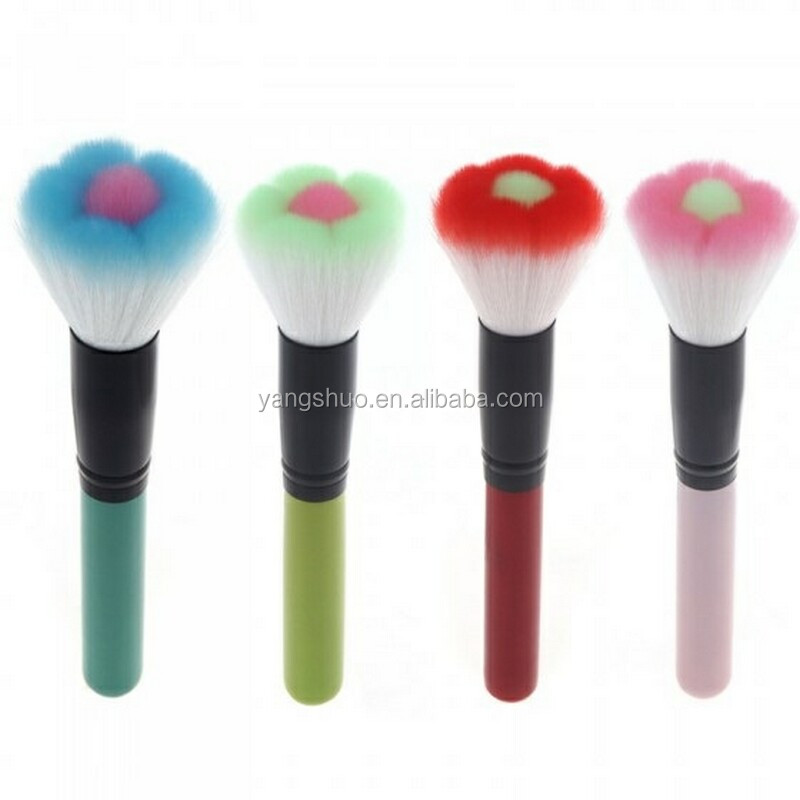 AET6012 Yongsun 2014 personalized best professional make up brushes flower