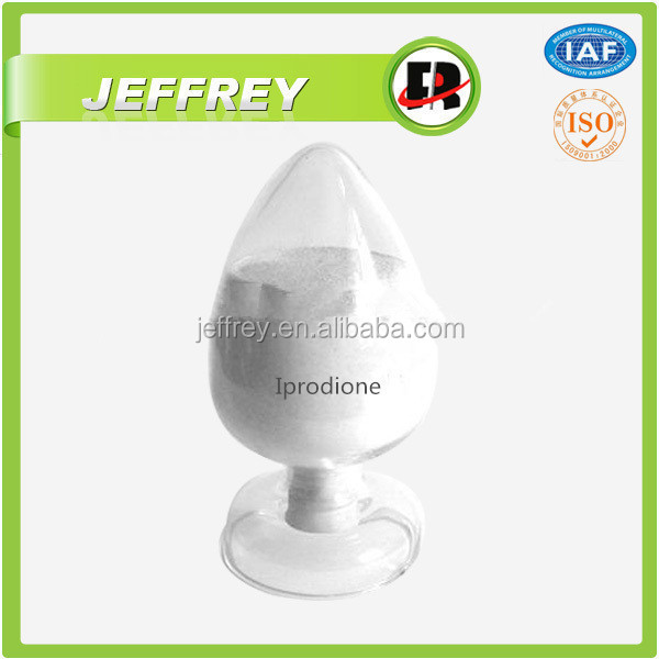 Factory supply 97%TC, 50%WP, 50%SC excellent fungicide iprodione rovral 50 wp