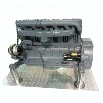 Air cooling 170HP Deutz BF6L914C engine use for construction machine