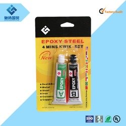 China factory epoxy resin acrylic AB glue for automobile