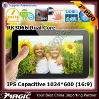 Good Quality! IPS Capacitive touch screen 1024x600 tablet 7 inches