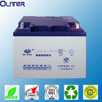Value regulated Maintenance free lead acid battery for ups 12V 50AH