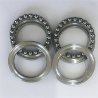 NSK ball bearing 51117 Single-Direction Thrust Ball Bearing Size Chart