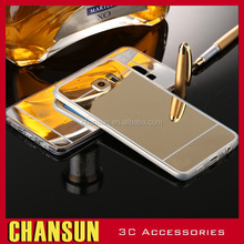 Factory price mirror tpu mobile phone case for samsung galaxy a5 2016 a510