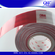Adhesive Removable Warning PVC Wrap Vinyl 3M Reflective Car Stickers