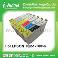 T0851/T1852/T0853/T0854/T0855/T0856 ink cartridge for epson 1390