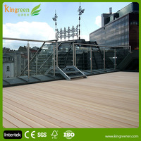 wood plastic composite decking green building materials similar to lumber yards better than oak flooring