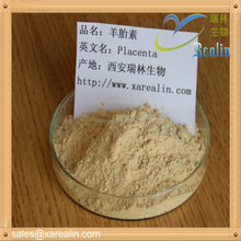 Anti-aging Cosmetic Ingredients Placenta Nature's Pure Sheep Placenta Powder High Quality Ovine Placenta for Skin Whitening