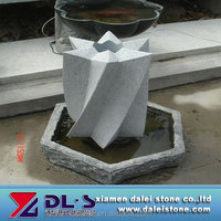 Outdoor Water Landscape Stone Fountain