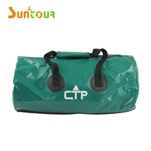 20L fashion waterproof hiking duffle bag pvc tarpaulin dry bag