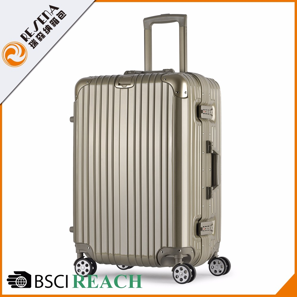 Fashionable OEM ABS+PC TSA lock mini suitcase gift box