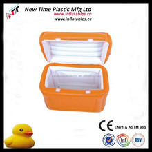 2015 new style inflatable pvc ice cooler box