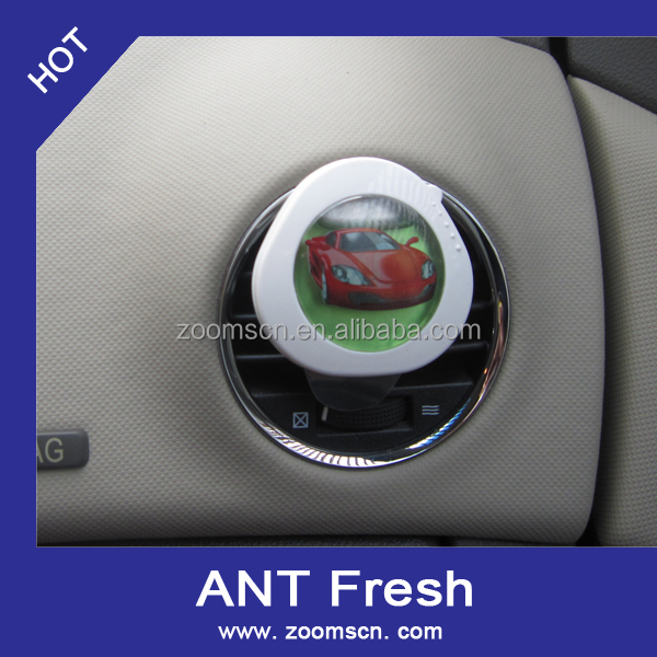 Renuzit Membrane Car Air Freshener Tropical Waters Exotic Collection New