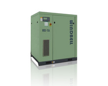 Screw electric compressor air