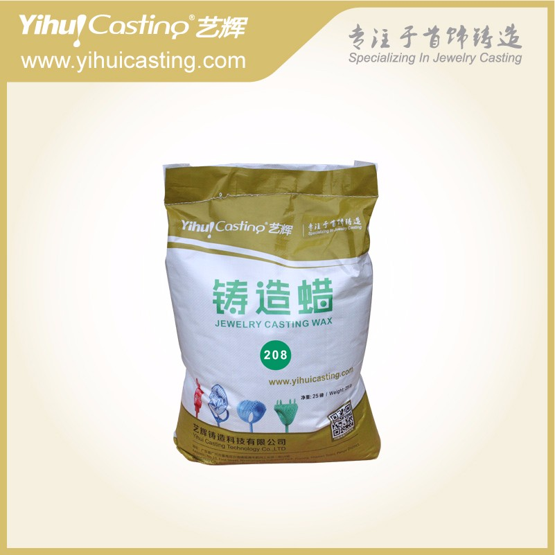 jewelry wax for casting, green color