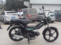 chinese motorcycles gas moped with pedals motorcycles for sale ZF48Q-2A