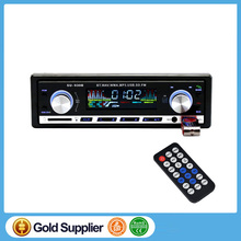Car Autoradio Stereo Music Bluetooth MP3 Player OLED Screen Audio 1 Din Radio FM Tuner Handsfree AUX Radios5V USB Charger