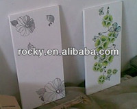 Glass Painting Designs of Flowers