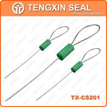 ISO tank container seal vehicle trailer door seal lock