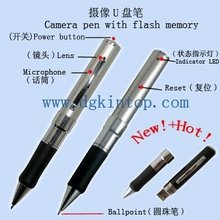 digital camera pen with mini interview recorder