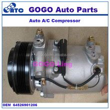 High Quality SS120DL1 Air Conditioning Compressor FOR BMW E46/318i Z3 OEM 64526901206 64528386650