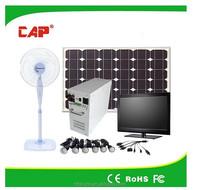 A grade power kit of 500w-3kw wind & solar energy system