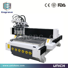 Most popular three-process 1325 cnc machine pictures