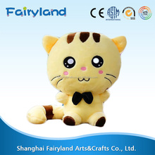 Best made plush cat toys stuffed animals support customized cat toys promotional gifts lovely gifts