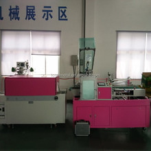 CF250 automatic heat shrink pof film book magazine side sealing packaging machinery with CE