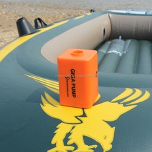 GIGA PUMP: small air pump for camping equipment don't need foot air pump anymore
