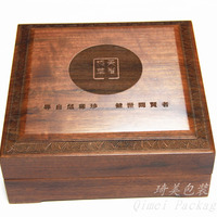 Handmade Laser Engraving Customized Wooden Gift