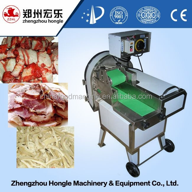 High quality small cooked meat slicing machine