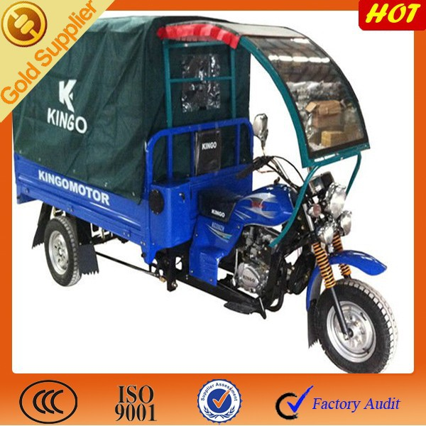 3 wheeled motor truck for hot selling in Africa / China newest Motorized tricycle