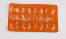 Plastic Blister Packing Film, Pharma-grade PVC/PVDC Coated Film, Rigid PVC Film For Blister Pack