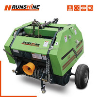 Factory direct CE approved RXYK-0850/0870 mini straw hay baler